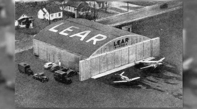 8 LEAR Building