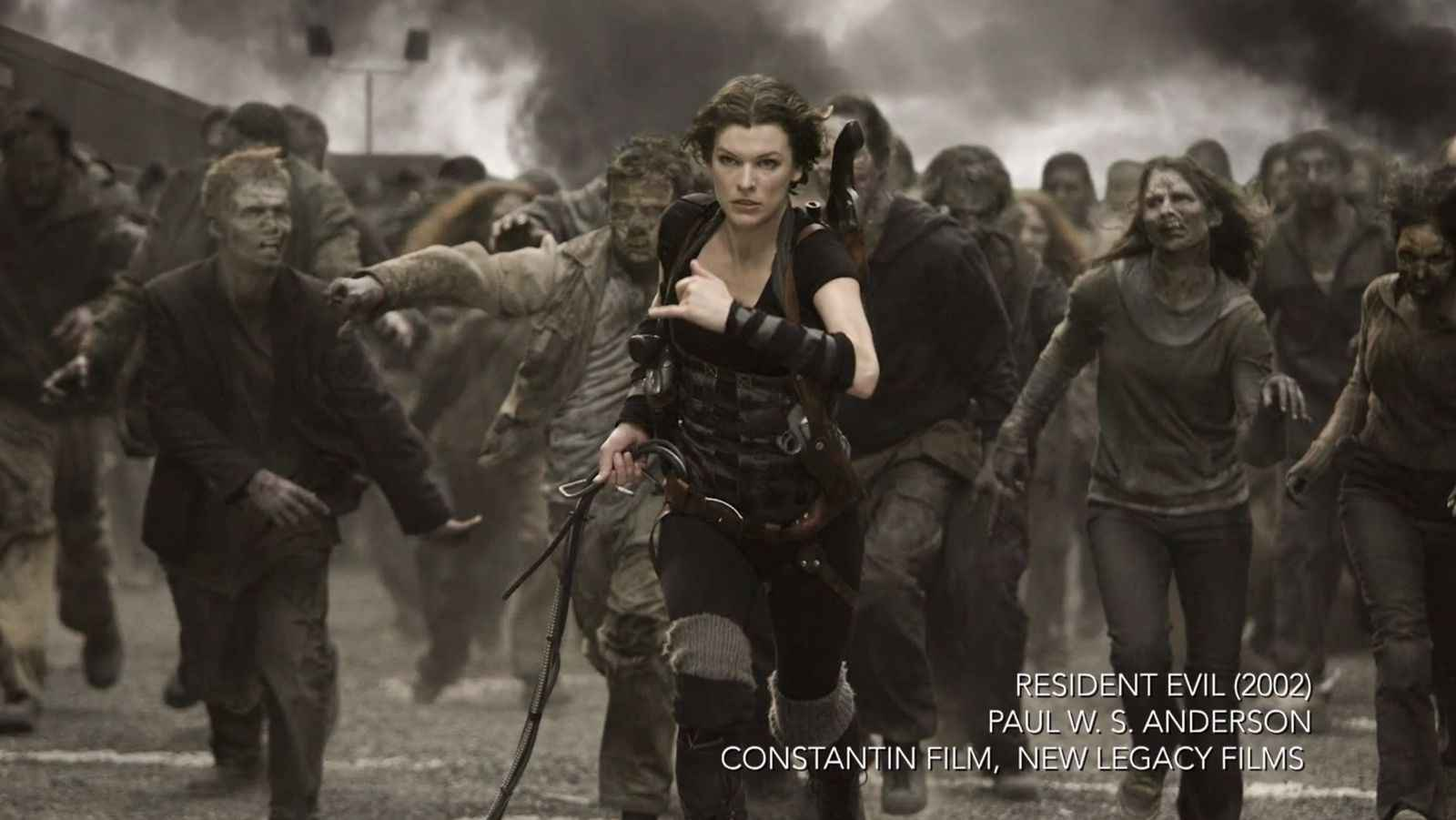 4 Resident Evil