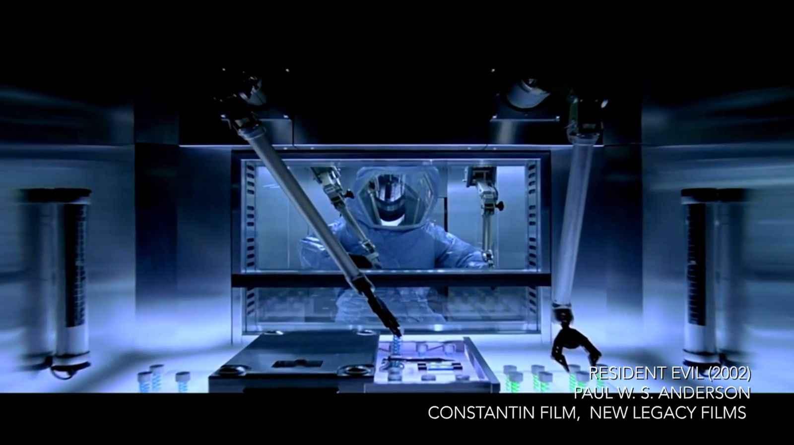 7 Lab Scene In Resident Evil