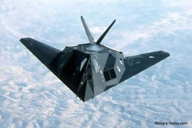 Lockheed F117 Nighthawk
