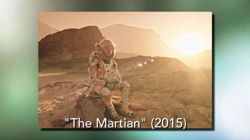 Интервью с Кори Гудом - Шоу «Циркулярная пила» с Шоном Стоуном: Коллективное Сознание и эффект Манделы  3_The_Martian