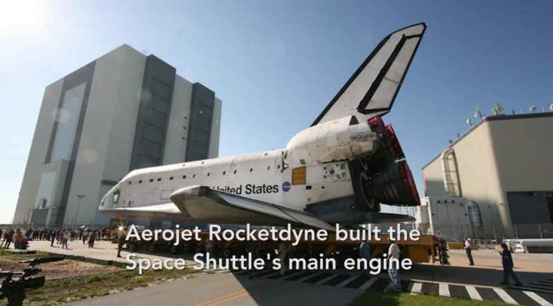 17 Space Shuttle