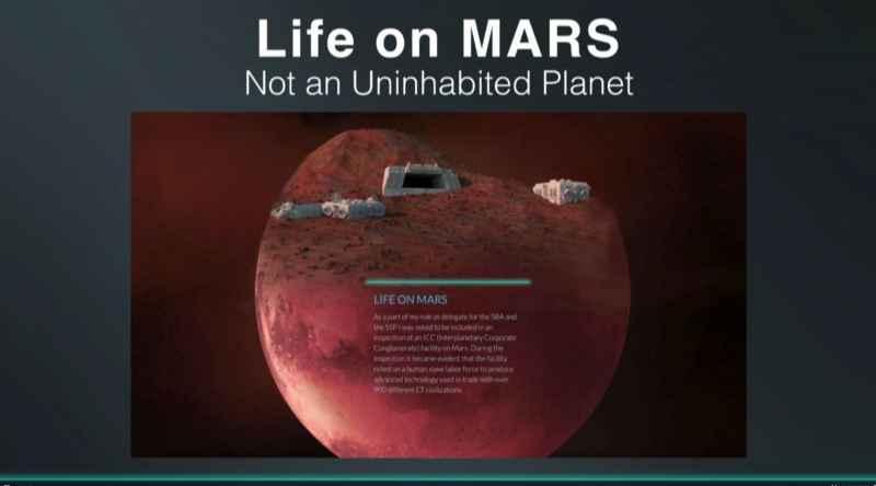 29 Life On Mars