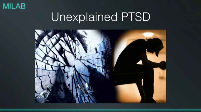 4 Unexplained PTSD