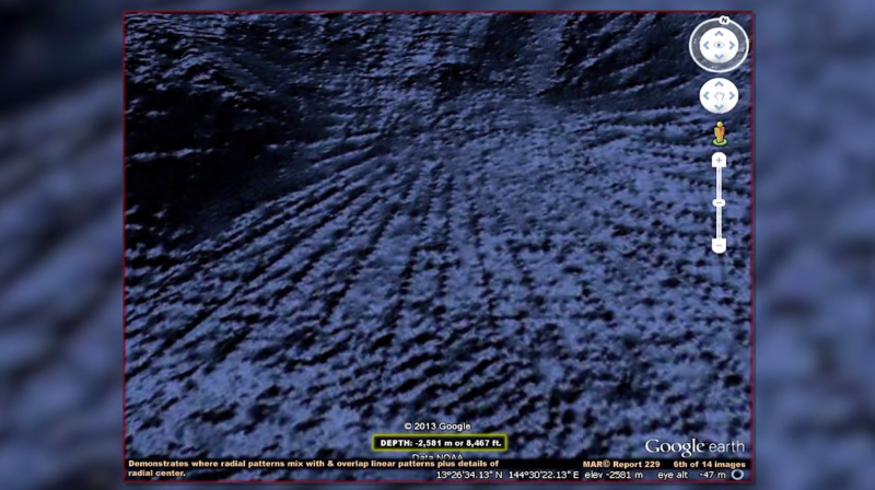 39 Mariana Trench Closeup 4