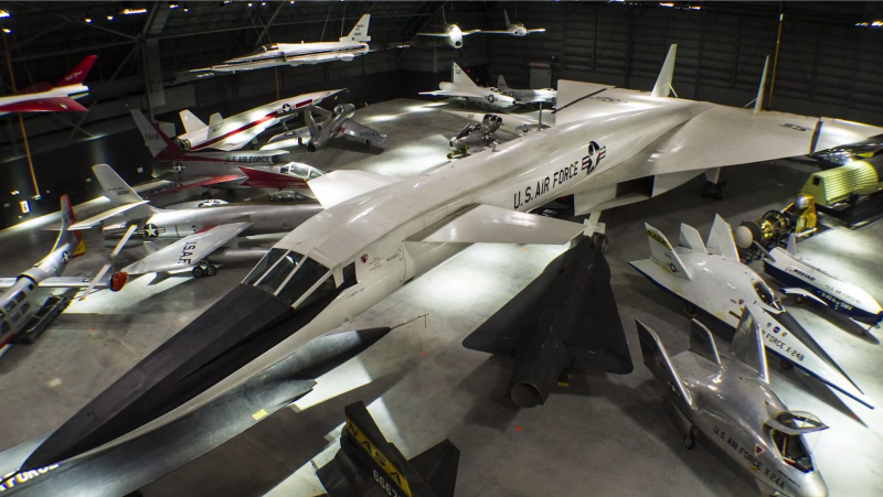 10 XB 70 AFB Museum Wright Patterson