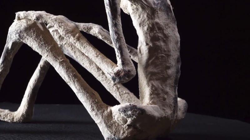 11 Nazca Mummy Sitting