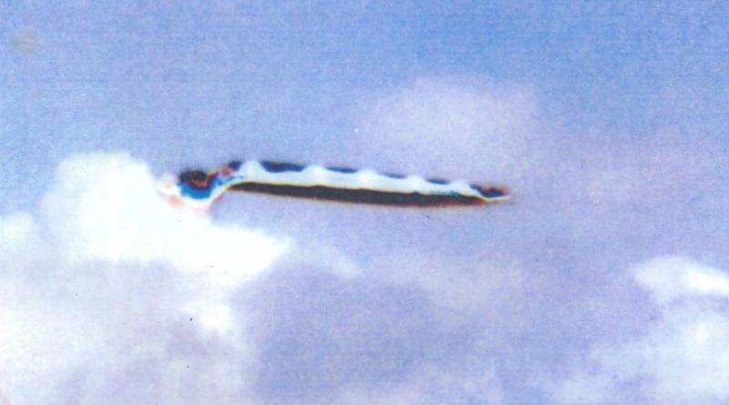 4 Closeup Of Reptilian UFO