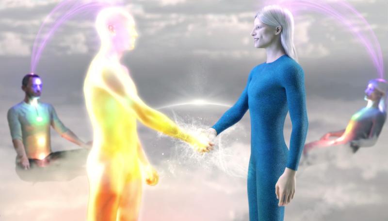 5 Anshar Greeting Higher Self