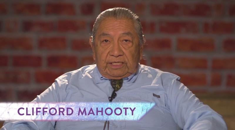 1 Clifford Mahooty
